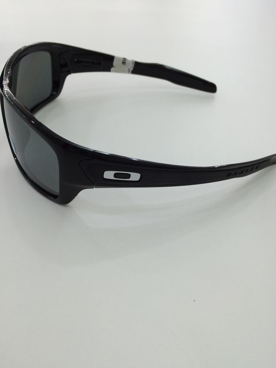 44e1f6b6ebc Óculos Solar Oakley Turbine Oo9263-08 65-17-132 Polarizado - R  652 ...