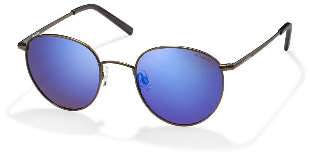 oculos solar polaroid pld 6010 s oku jy marrom azul polariza. Carregando  zoom. 04a5929515