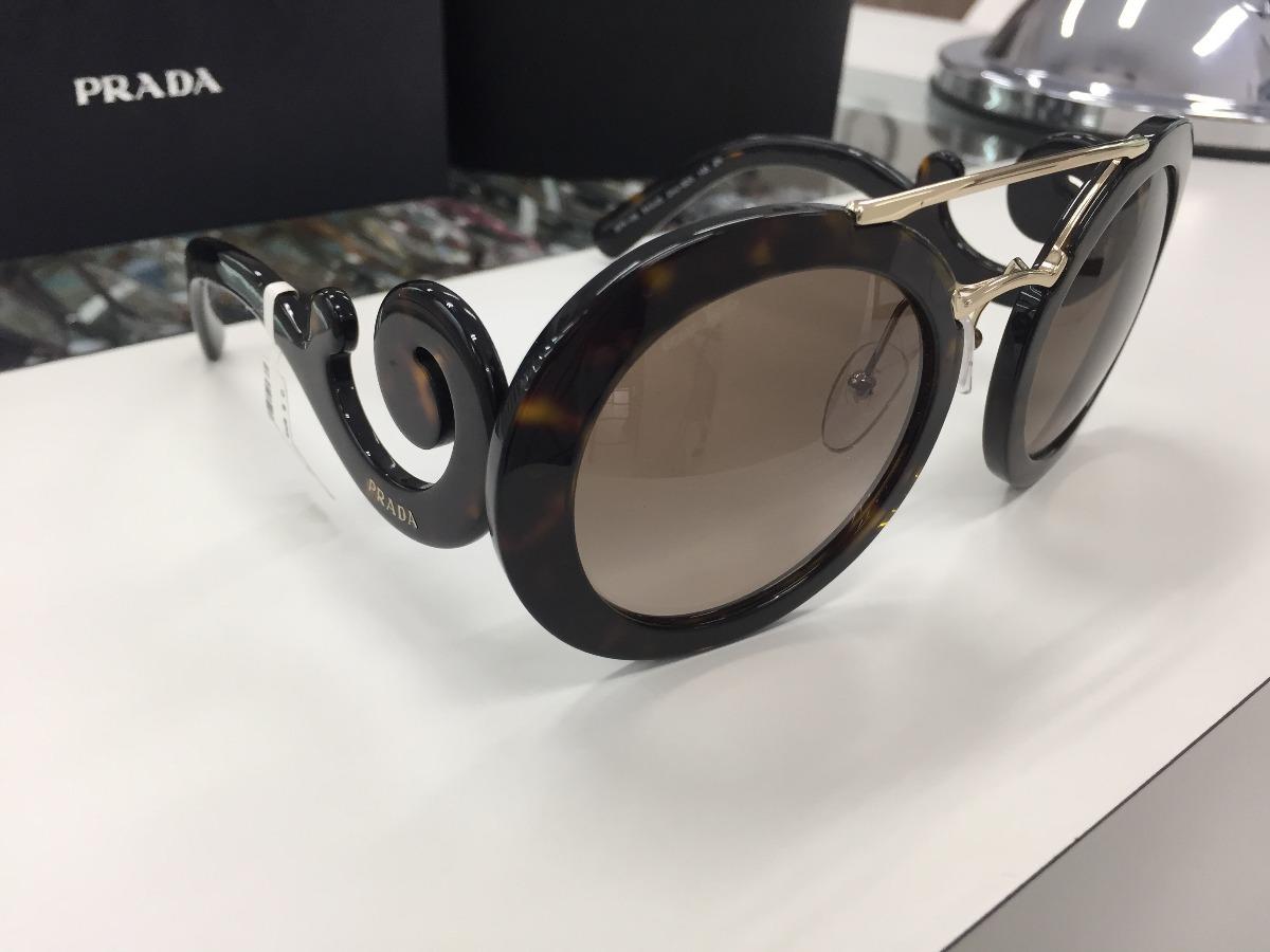 19cfe4870ded6 oculos solar prada spr 13s 54 2au-3d0 original p. entrega. Carregando zoom.