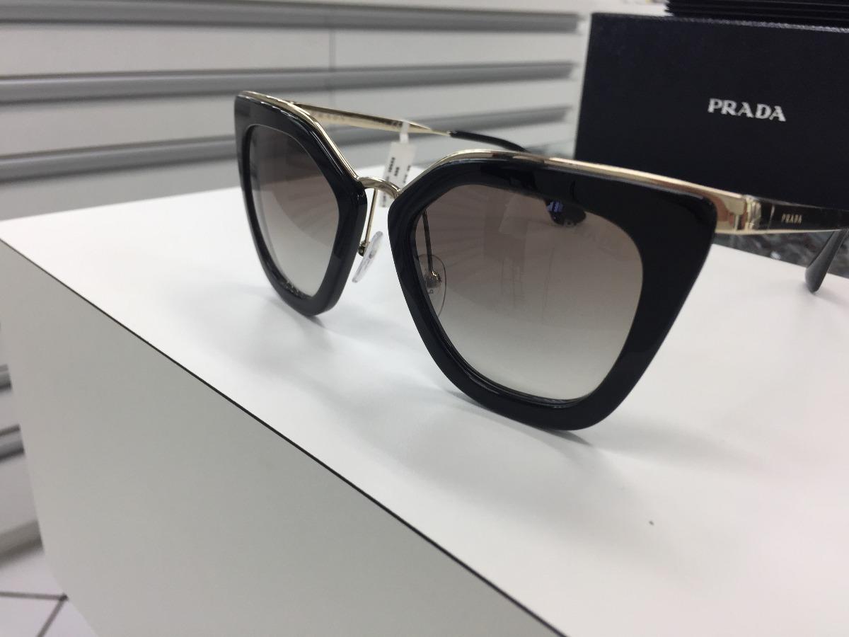 665e547e1 Oculos Solar Prada Spr 53s 52 1ab-0a7 Original P. Entrega - R$ 990 ...