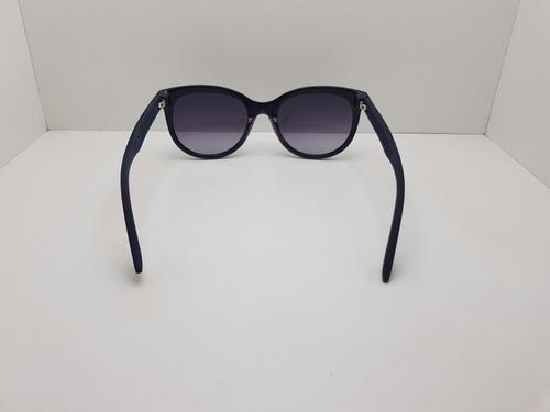 óculos solar puma feminino preto com suede 0041s-001