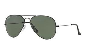 712934b73 Oculos Ray Ban Aviator Polarizado Tamanho 58 - Óculos no Mercado ...