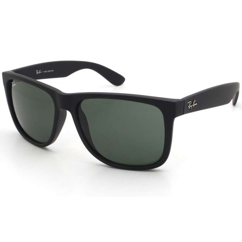 8e5d4ef4e86e8 Oculos Solar Ray Ban Justin Rb4165l 622 71 55 Original - R  429,00 ...