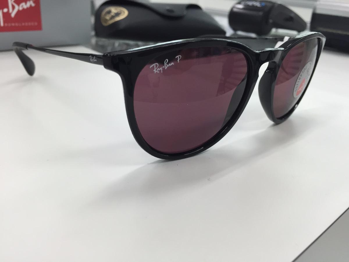 7598b675a0fba oculos solar ray ban polarizado rb 4171 erika 601 5q origina. Carregando  zoom.