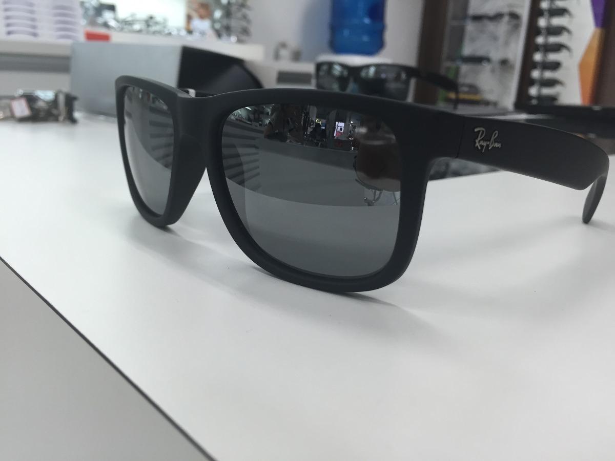 oculos solar ray ban rb 4165l justin 622 6g 55 original pron. Carregando  zoom. ce685d0f53