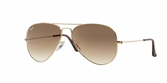 Óculos Solar Ray-ban Rb3025 Aviador Tam58 Original - R  398,00 em ... 9e29d5d253