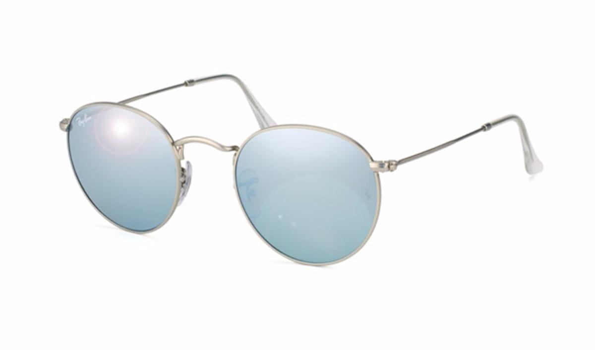 Óculos Solar Ray Ban Rb3447 Round Metal 019 30 50-21 145 3n - R  398 ... 02b6617df8d8