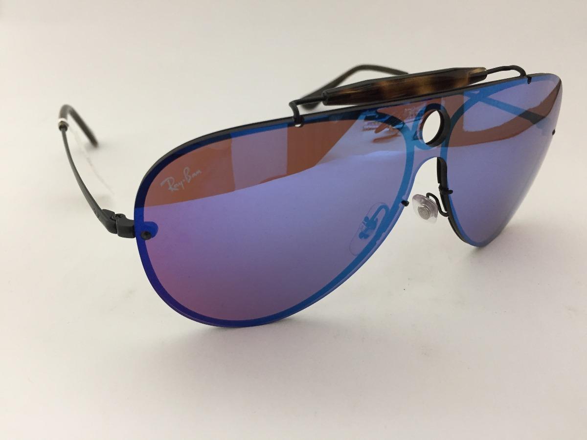 oculos solar ray ban rb3581-n 153 7v 140 blaze collection. Carregando zoom. 81c7683ebf
