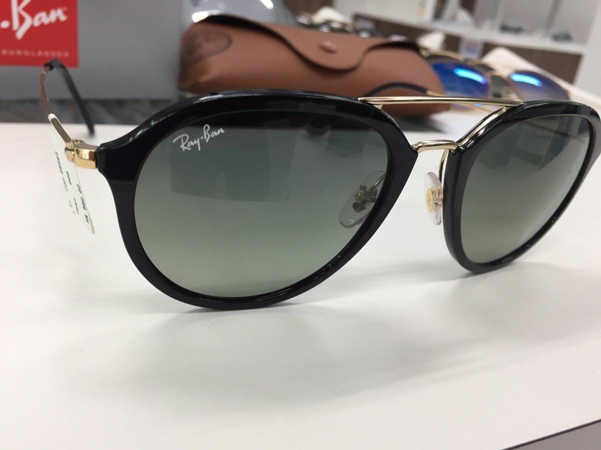 b43e77f4099f4 oculos solar ray ban rb4253 601 71 53 original pronta entreg. Carregando  zoom.