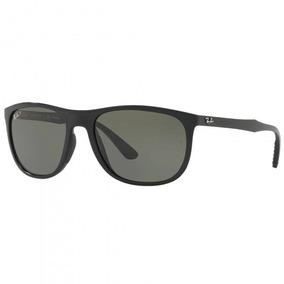 8c583e8c35f248 Óculos De Sol Ray Ban 8305 082 9a Fibra Carbono Polarizado - Óculos ...