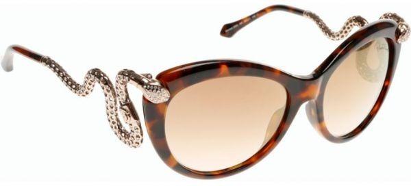 Oculos Solar Roberto Cavalli Rc889s 50f Marrom Novo Original - R ... 5605133233