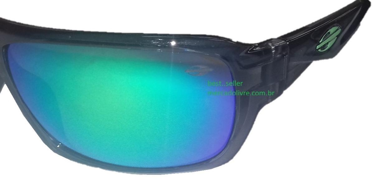 ca7473231 óculos solar sol mormaii malibu 2 fume espelhado verde. Carregando zoom.