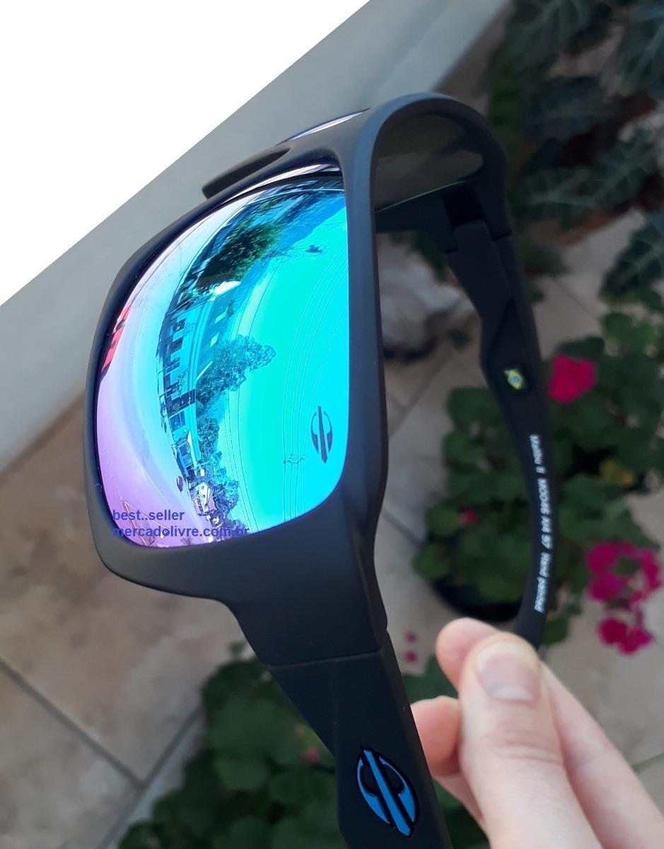 e604933fe óculos solar sol mormaii malibu 2 preto azul espelhado joaca. Carregando  zoom.