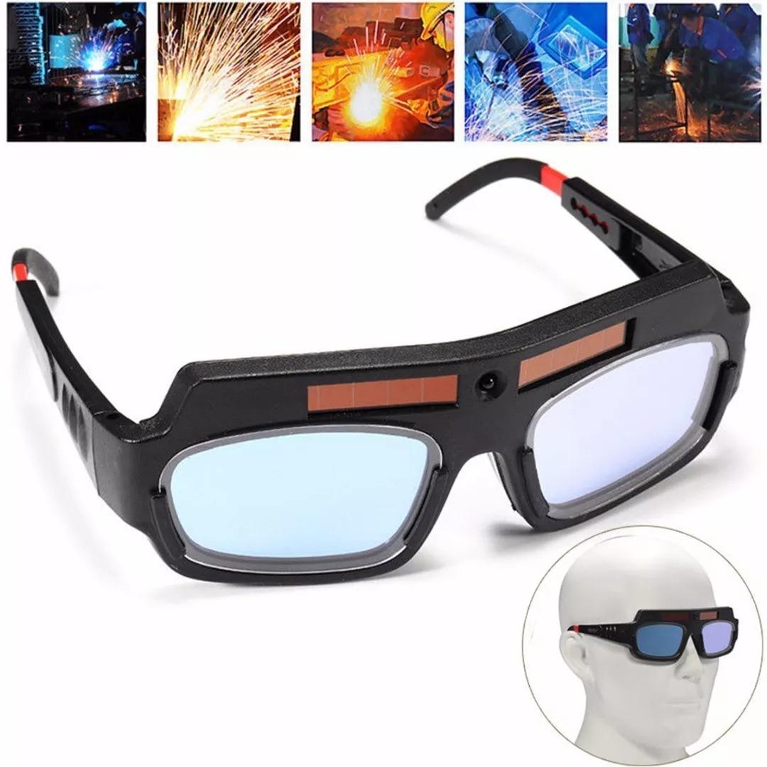 Óculos Solda Soldador Escurecimento Automático - R  95,00 em Mercado Livre 888ccdc209