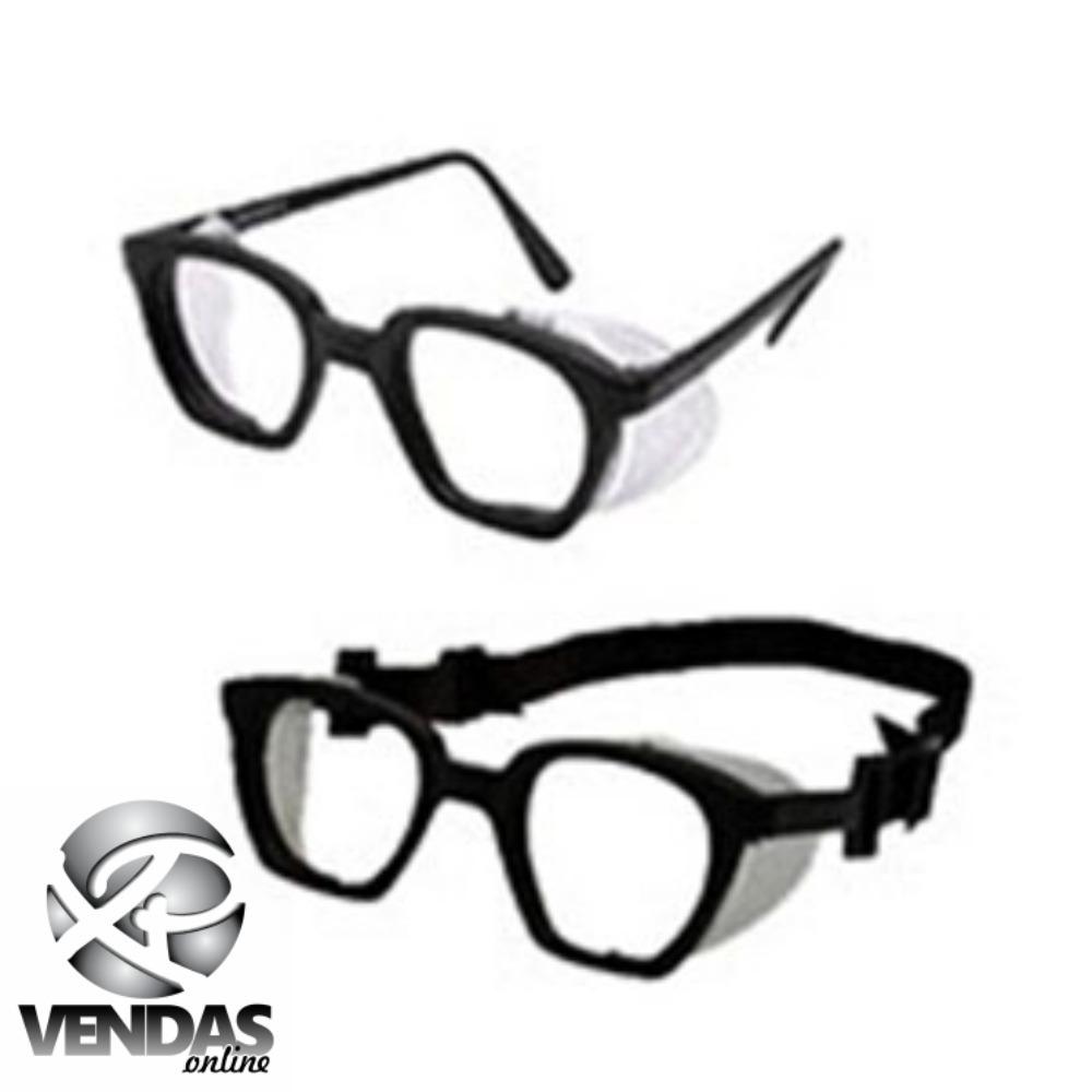 353da0c5d4631 Oculos Solda Ton 3 S1 12-e Lente Cristal Meia Haste Ca 9752 - R  38 ...