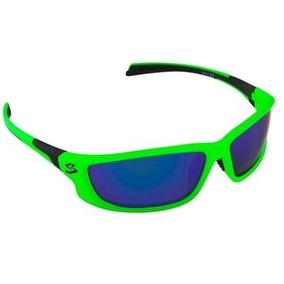 cffdc6e51 Oculos Lente Verde Espelhado - Ciclismo no Mercado Livre Brasil