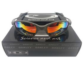 fdc910e34 Oculos Juliet Falso De Sol Oakley Parana - Óculos no Mercado Livre Brasil
