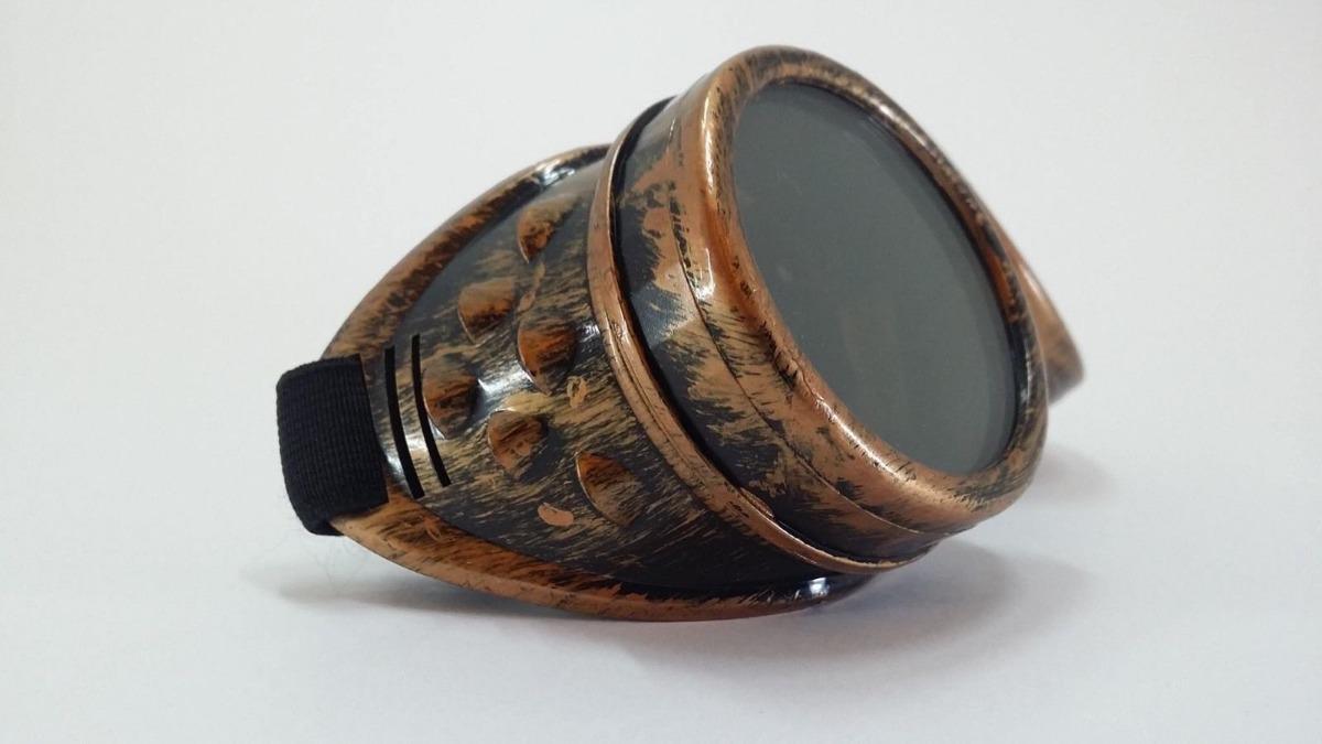 478e6be27d50b óculos steampunk gotico vintage cyber googles cosplay. Carregando zoom.