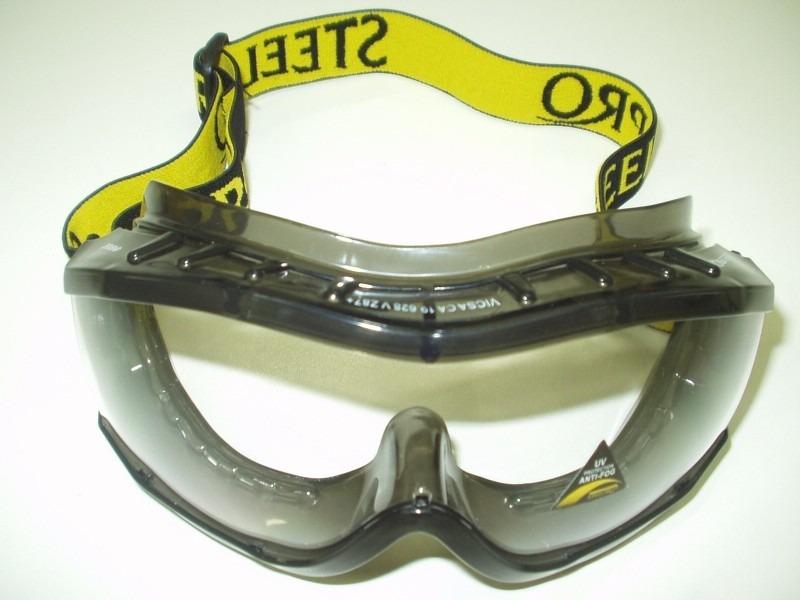 5464f86c45b63 Óculos Steelpro Everest Incolor Ca 19628 - R  44,00 em Mercado Livre