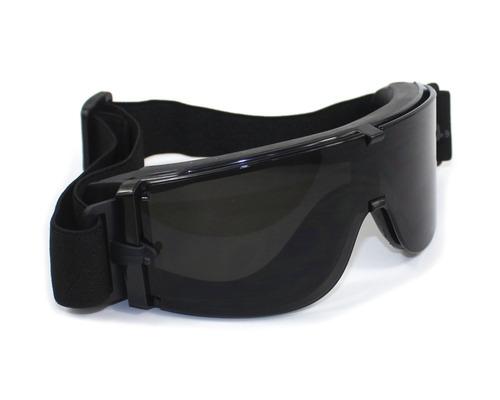 Óculos Tático 3 Lentes X800 Airsoft Paintball + Brinde - R  120,00 ... 728f127692