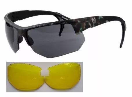 Óculos Tático Marcos Do Val Cores + Lente Amarela +case Orig - R ... 0582d9d661