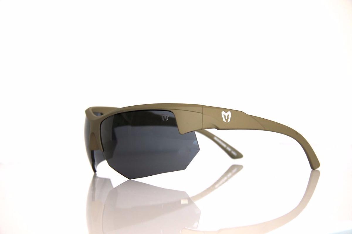 Óculos Tático Spartan Caqui Lente Preta Original - R  160,00 em ... c2fbb12480