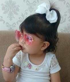 2cc179a21 Oculos De Sol Infantil Barato - Óculos no Mercado Livre Brasil