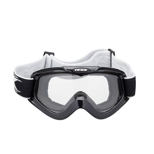 bcea6ea4a809b Óculos Texx Fx-4 Preto Lente Cristal - R  120,00 em Mercado Livre