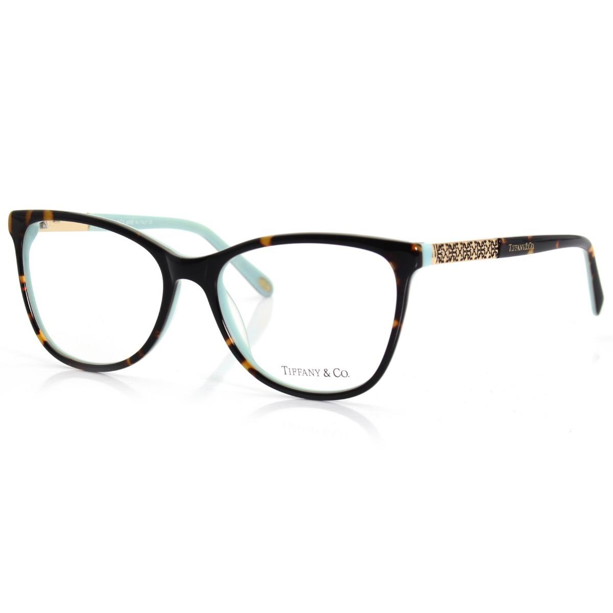 Carregando zoom... armação oculos de grau tiffany   co. tf2099 kit azul.  Carregando zoom. 5ef7fd4601