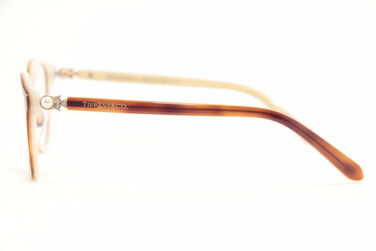 af904c23e22ba Carregando zoom... armação para óculos de grau feminino tiffany   co. 2109