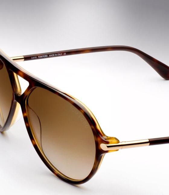 ffd41732c8c01 Óculos Tom Ford Aviador - Tf197 Original - R  1.200,00 em Mercado Livre