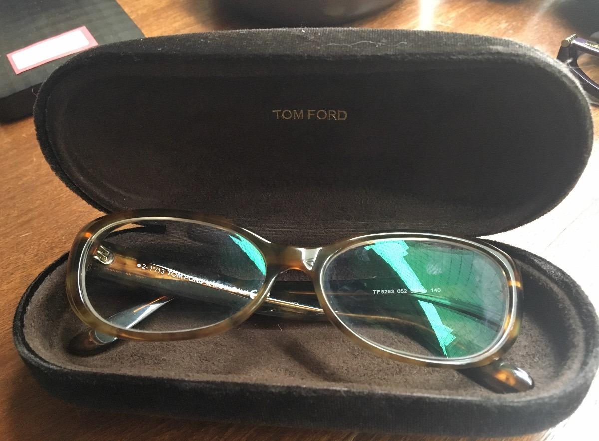 e1431c8b5f203 óculos tom ford original importado (itália) modelo 5263. Carregando zoom.