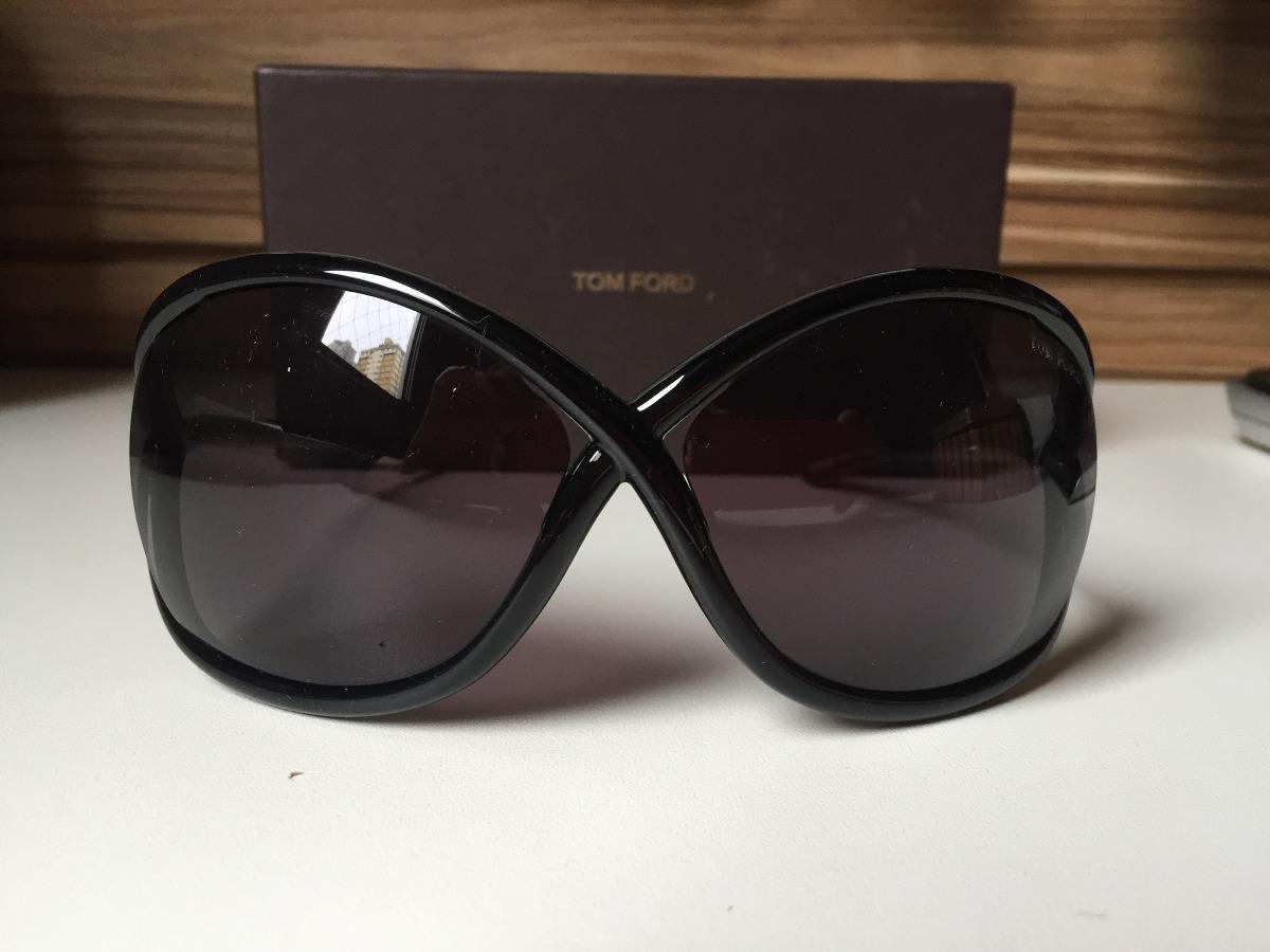 Óculos Tom Ford Whitney Preto - R  200,00 em Mercado Livre abed2750e6