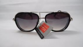 a0bec1d3e3 Óculos Tony Shark Lente Preta Original Com Proteção Uv400