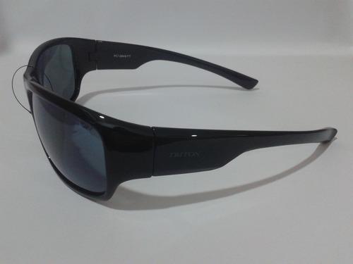 729d19cfd Óculos Triton 13848 - Preto - Acetato - 12x Sem Juros - R$ 219,00 em ...