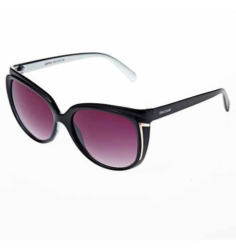 óculos triton lm7026 - preto - 12x sem juros