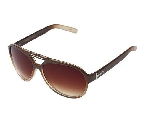 óculos triton pp40807 - marrom ddegrade - 12x sem juros