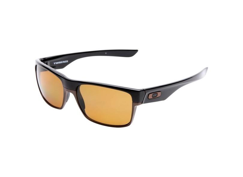 adc17f1732e03 Óculos Two Face Preto Marrom Polarizado Cod00458392 - R  129,00 em ...