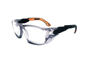 598b15953 Oculos Univet Incolor Ideal Para Lentes De Grau