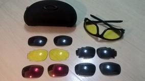 265550773 Oculos Oakley Ciclista Varias Lentes - Óculos no Mercado Livre Brasil