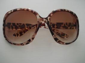 3e8b58481 Oculos Feminino Leopardo Onca Pintada - Calçados, Roupas e Bolsas no ...
