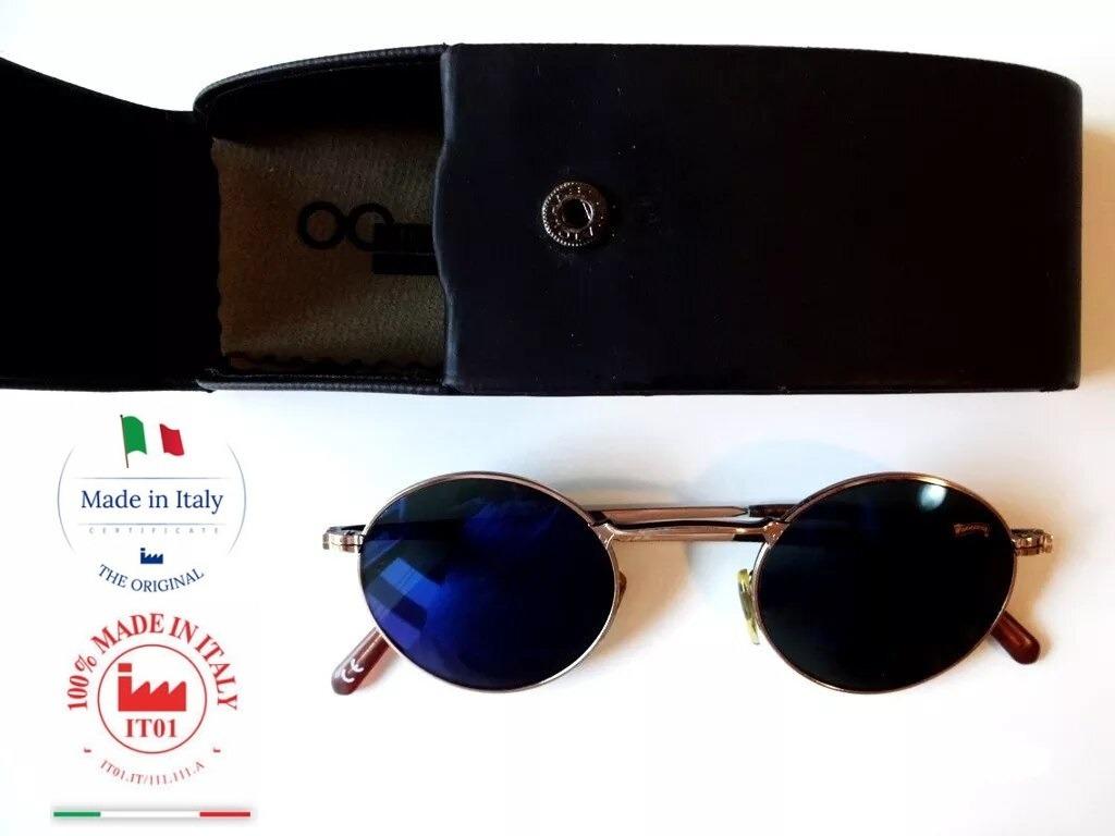 bf4c288c06437 Oculos Uv Espelhado Armacao Italiana Winchester Magic Line - R ...