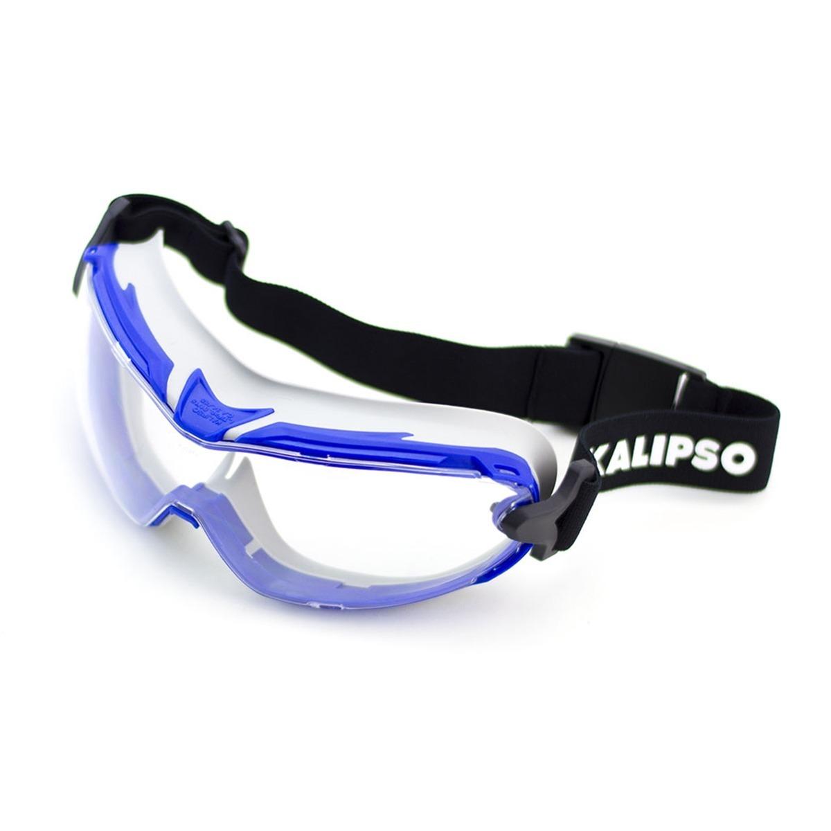 óculos vancouver incolor antiembaçante com tirante elástico. Carregando  zoom. 76bd243fb9