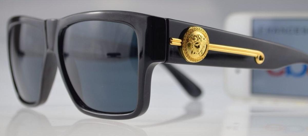35a1d931407dd Óculos Versace 372n Original Masculino - R  620,00 em Mercado Livre