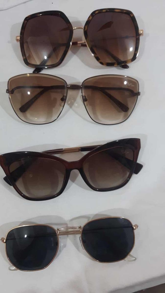 Óculos Versat Gold Prime. C  Filtros Uva E Uvb varios Modelo - R ... a29493c823