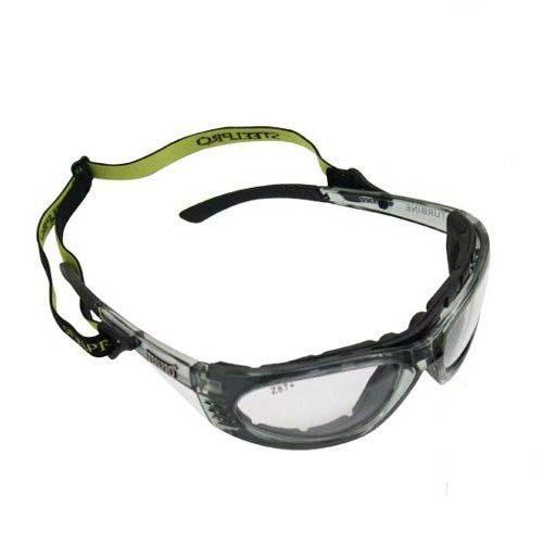 Oculos Vicsa Steelpro Turbine Incolor Coloca Lente De Grau - R  55,00 em  Mercado Livre 666061f49f