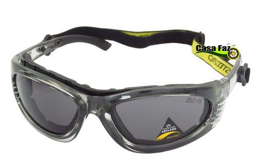 oculos vicsa  turbine lente escura esportes ao ar livre
