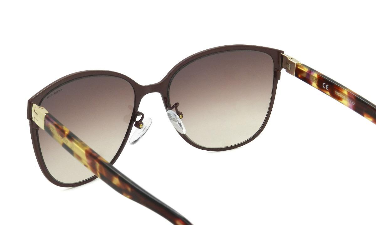 0bc47f36cc30b Óculos Victor Hugo Sh1247 Col.0307 57 - Lente 57mm - R  898,20 em ...