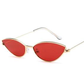 169cc48c8 Oculos Vintage Retro Olho De Gato Triangulo Moda + Brinde