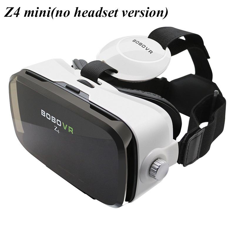 Óculos Virtual Bobovr Z4 Fone Acoplado 3d + Controle - R  255,49 em ... 1c7d5c6985